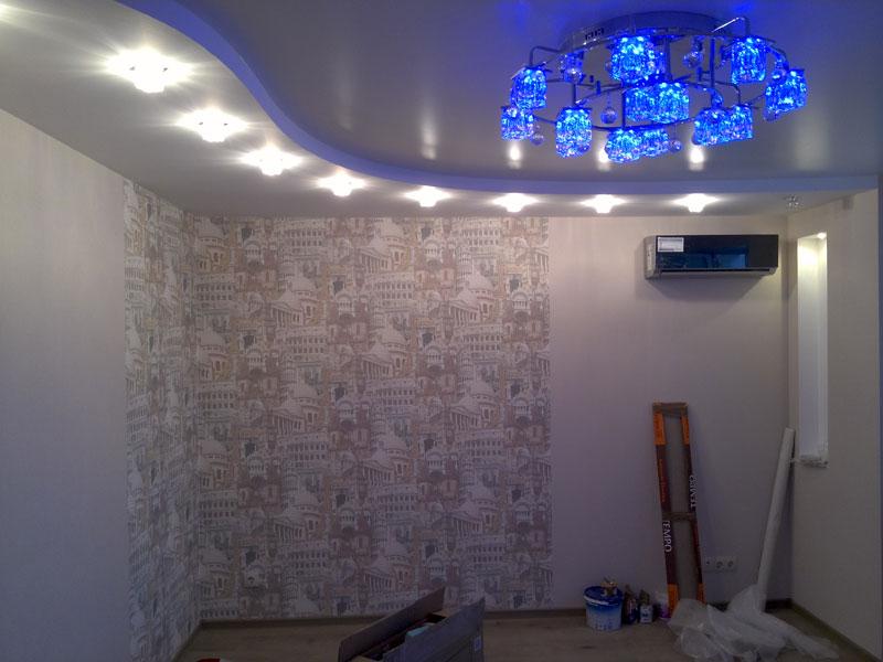 Чистовой ремонт однокомнатной квартиры в г.Самара