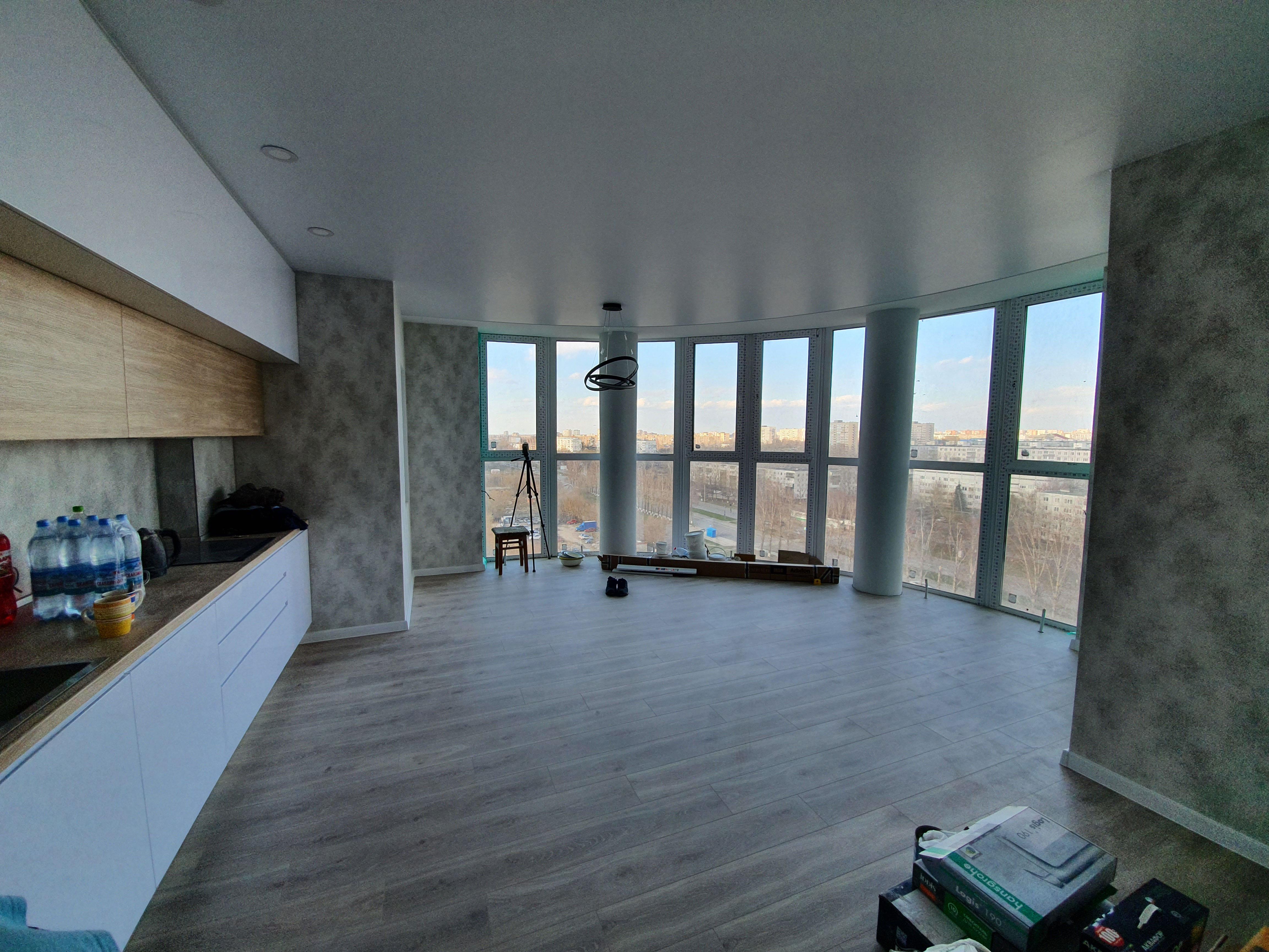 2-х комнатная квартира с панорамой